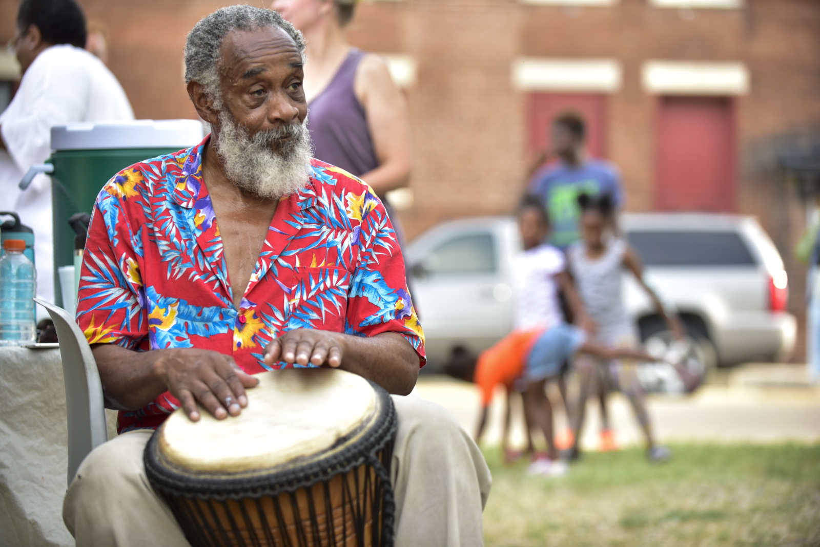 bankole-mccrae-playing-drums